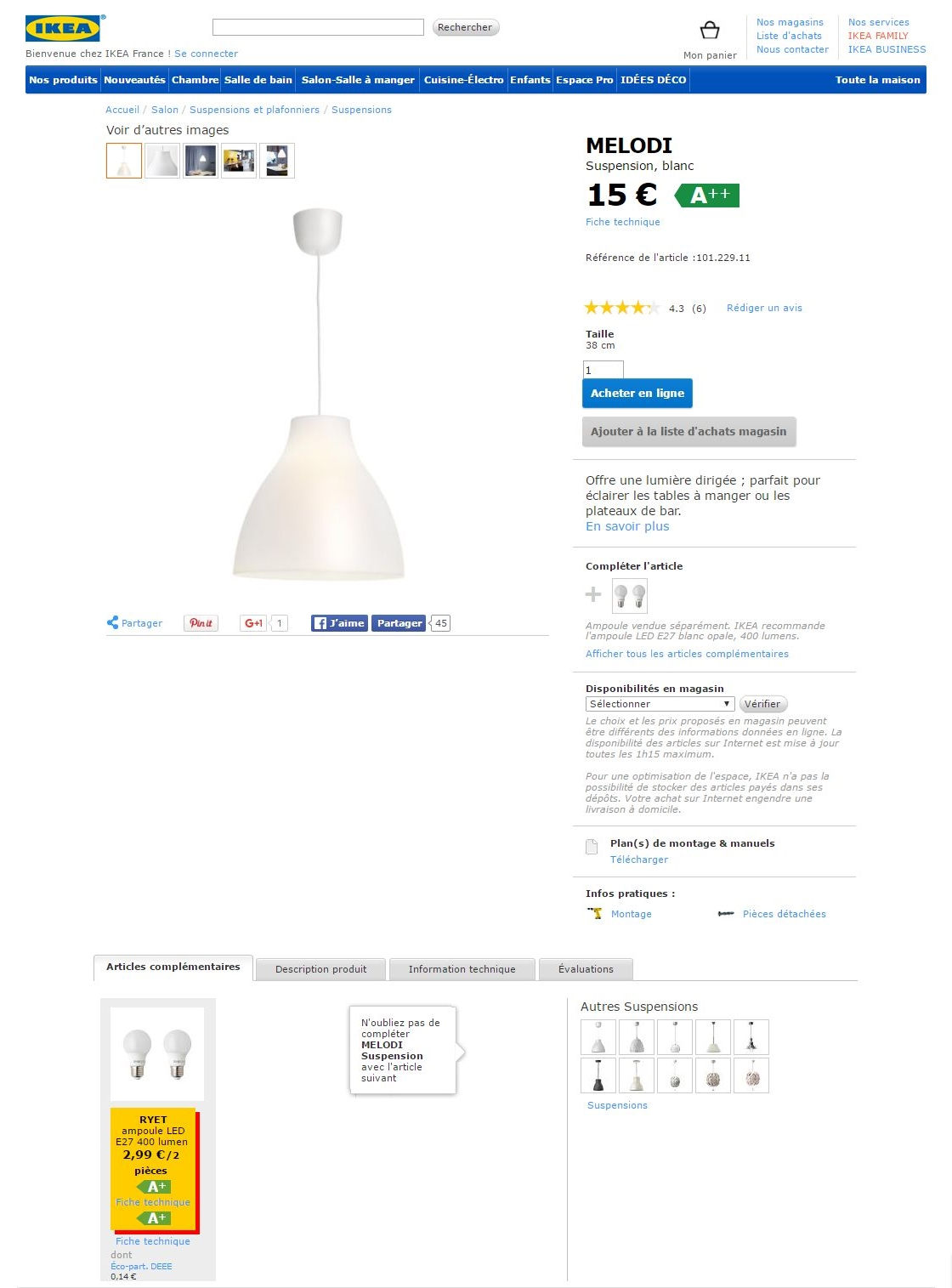 Ikea Cross Selling